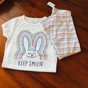New with tag Gap PJs
